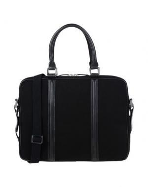 Деловые сумки WANT LES ESSENTIELS DE LA VIE. Цвет: черный