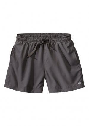 Пляжные шорты Otto. Цвет: коричневый