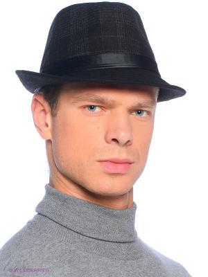 Шляпа Shapkoff. Цвет: черный, антрацитовый