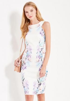 Платье Dorothy Perkins. Цвет: бежевый