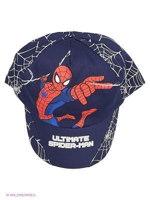 Бейсболка Spider-Man. Цвет: бежевый