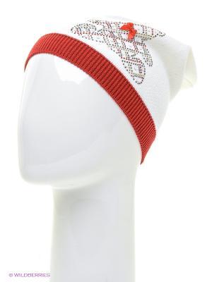 Шапка Totti. Цвет: белый, красный