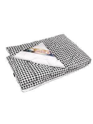 Одеяло Verossa. Цвет: черный