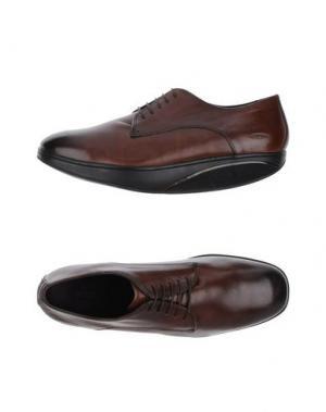 Обувь на шнурках MBT. Цвет: какао