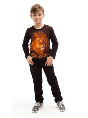 Пуловер TINYFOX. Цвет: черный