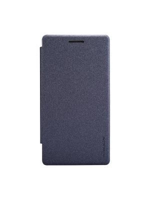 Nokia Lumia 930 Sparkle leather case Nillkin. Цвет: черный