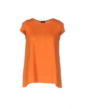 Свитер NEERA. Цвет: оранжевый