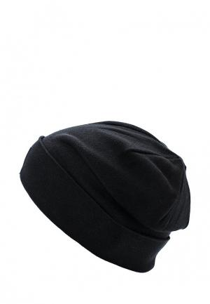 Шапка Reebok. Цвет: черный