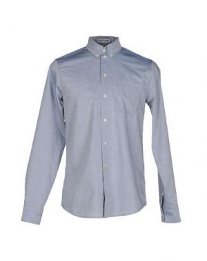 Pубашка QUATRE SAISONS. Цвет: синий