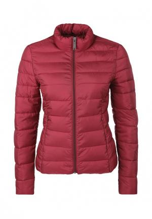 Куртка утепленная s.Oliver. Цвет: красный
