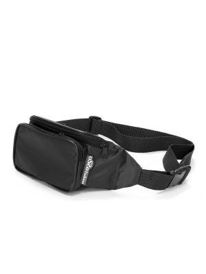 Сумка на пояс  для дрессировки Полина OSSO-fashion. Цвет: черный