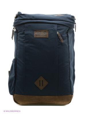 Рюкзак LEICESTER SQUARE Jack Wolfskin. Цвет: синий