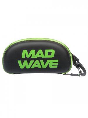 Футляр для очков Mad Wave. Цвет: черный, зеленый