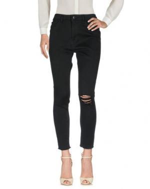 Повседневные брюки DL1961. Цвет: черный