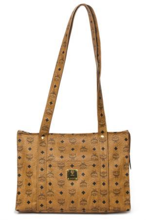 Bag MCM Vintage. Цвет: brown