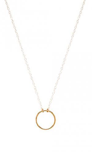 Ожерелье always Mimi & Lu. Цвет: металлический серебряный