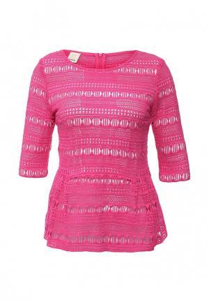 Блуза Pinko. Цвет: фуксия