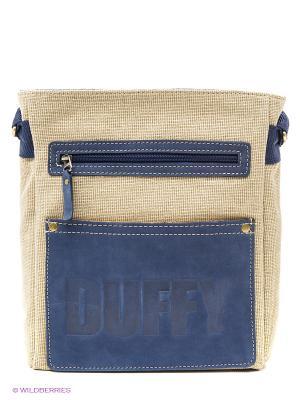 Сумка Duffy. Цвет: синий