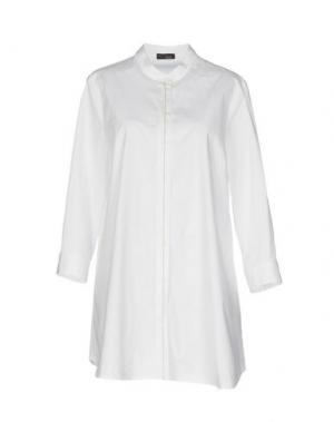 Pубашка PESERICO. Цвет: белый