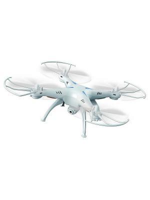 Квадрокоптер Шпион Белый ВластелиНебес. Цвет: белый