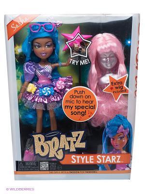 Кукла Саша BRATZ. Цвет: синий, розовый