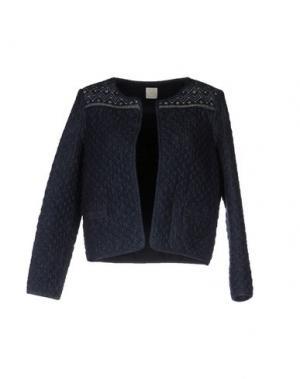 Пиджак DES PETITS HAUTS. Цвет: синий