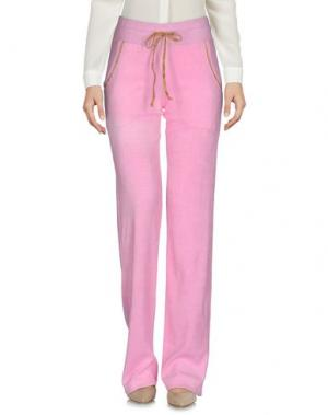 Повседневные брюки ALVIERO MARTINI 1a CLASSE EASYWEAR. Цвет: розовый