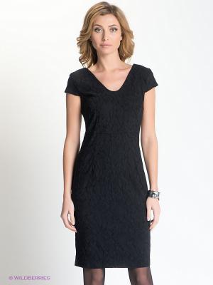 Платье Capriz. Цвет: черный