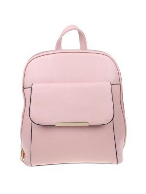 Рюкзак Gusachi. Цвет: розовый, золотистый