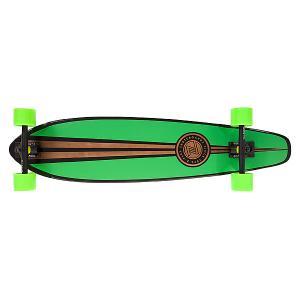 Лонгборд  Roundtail Longboard Green 9.5 x 39.5 (100.3 см) Z-Flex