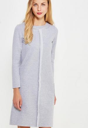 Платье Makadamia. Цвет: серый