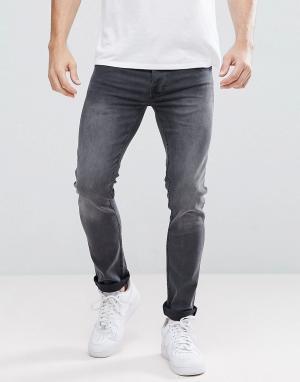 Voi Jeans Джинсы скинни. Цвет: черный