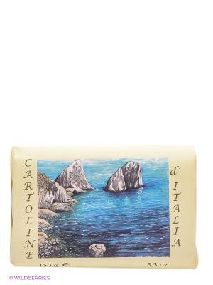 Марсельское мыло Капри Iteritalia. Цвет: желтый
