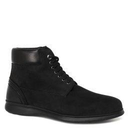 Ботинки  34368 A черный PAKERSON