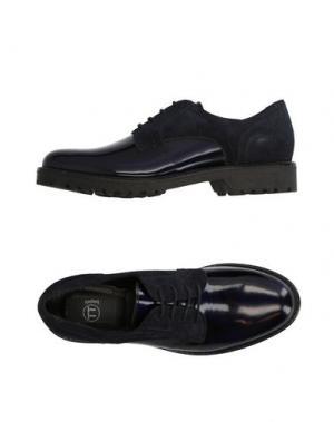 Обувь на шнурках BAGATT. Цвет: темно-синий