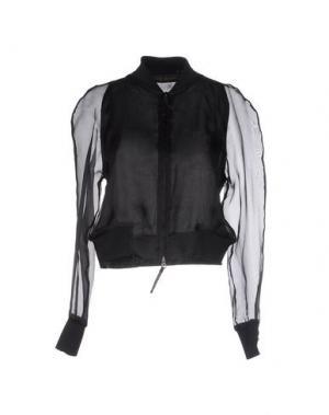 Куртка GOOD ON HEELS. Цвет: черный