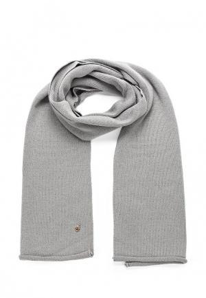 Шарф Trussardi Jeans. Цвет: серый