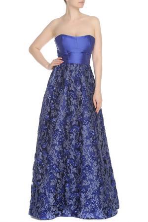 Платье Isabel Garcia. Цвет: blue