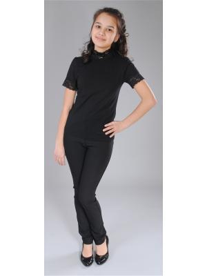 Блузка Милашка Сьюзи. Цвет: черный