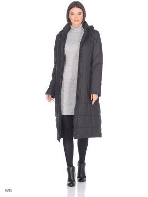Пальто ROOSA Maritta. Цвет: черный