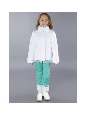 Куртка Fleur de Vie. Цвет: белый