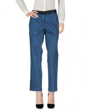Повседневные брюки ...À_LA_FOIS.... Цвет: грифельно-синий