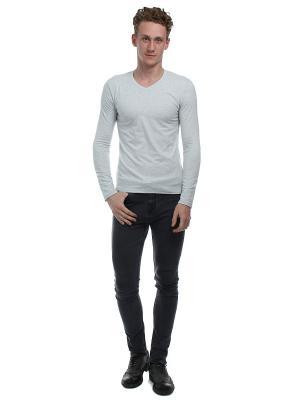 Пуловер Migura. Цвет: серый