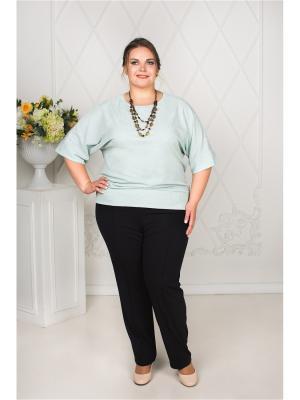 Кофточка Darissa Fashion. Цвет: серо-зеленый