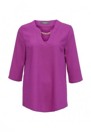 Блуза Camomilla Italia. Цвет: фиолетовый