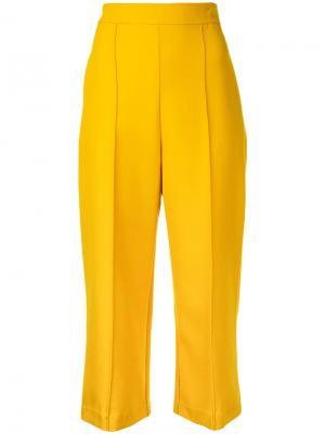 Брюки Purity Macgraw. Цвет: жёлтый и оранжевый