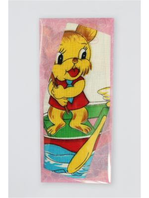 Платок носовой ZLATA KORUNKA. Цвет: желтый