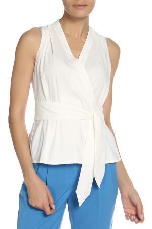 Блузка BGN. Цвет: white