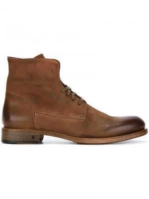 Ботинки Rivington John Varvatos. Цвет: коричневый