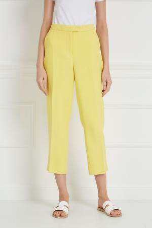 Зауженные желтые брюки 3.1 Phillip Lim. Цвет: желтый